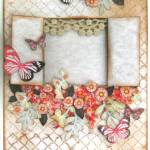 101 Flowers Tutorial #13: A bunch of flowers and materials