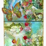 Mixed Media Double Canvas Set