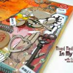 Mixed Media Canvas: In My Mind