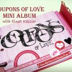 Valentine's Day Coupons Mini Album – Ann Butler's Designs