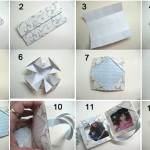 Paper Folding Mini Album