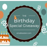 Birthday Special Giveaway Surprise