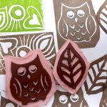 Carving Your Own Stamps