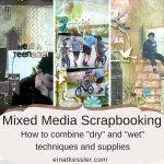 Mixed Media Scrapbooking