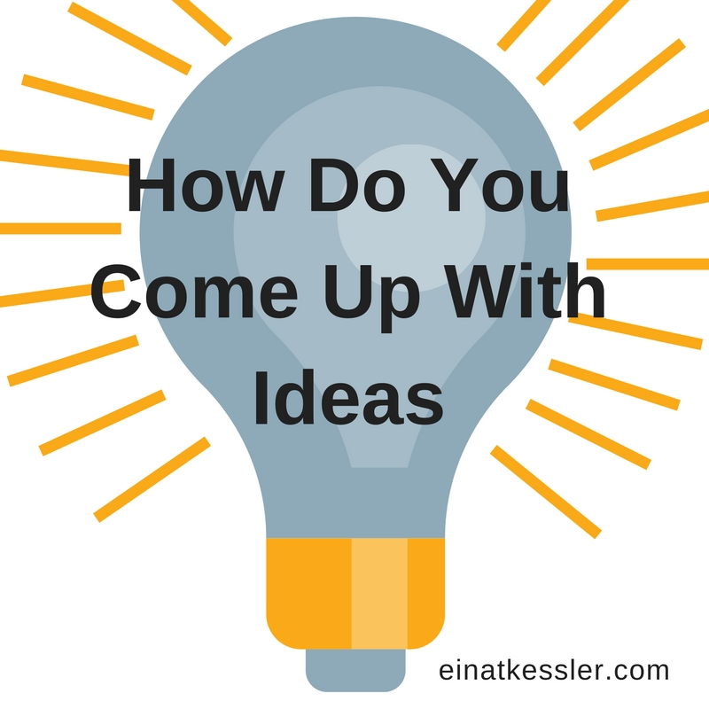 How to come up with ideas for essay
