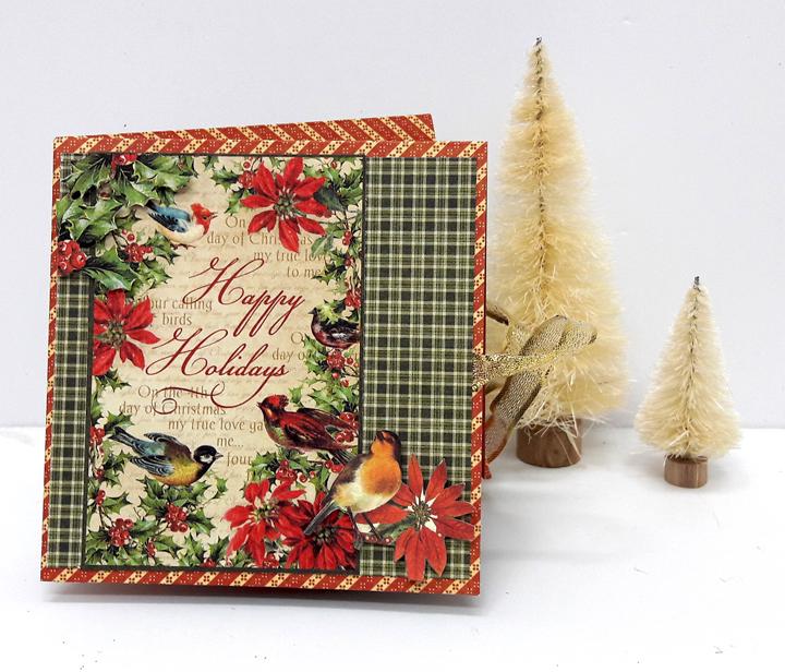 12 cards of christmas accordion fold photo 3 einat kessler