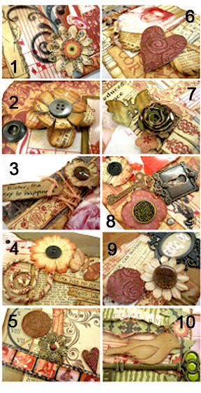 DIY embellishments for every project
